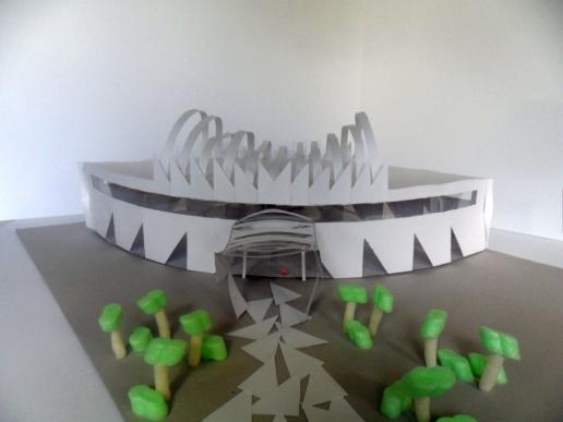 Architektur modelle des dekonstruktivismus website des - Dekonstruktivismus architektur ...